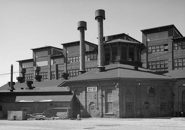 Johnstown Steel Mills